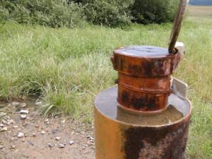 Arthesischer Brunnen