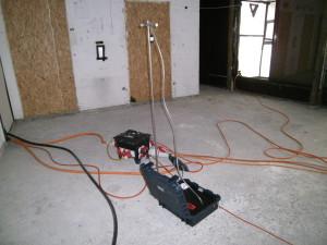 Freimessung nach erfolgter Asbestsanierung