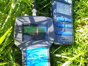 Abflussmessung mit dem EasyFlow Messgerät